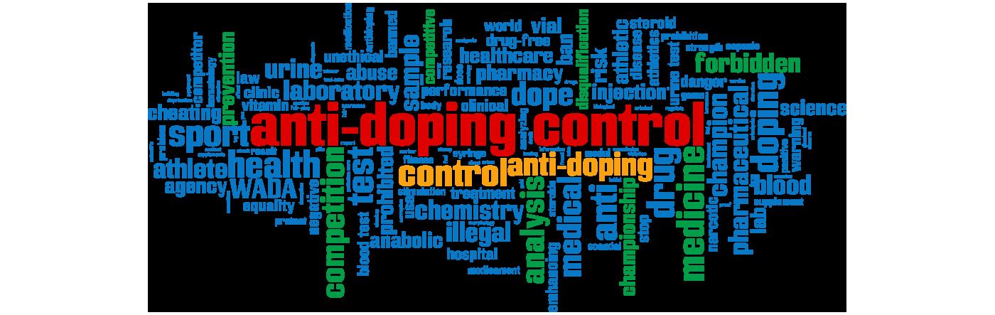 World OCR - OCR Anti-doping